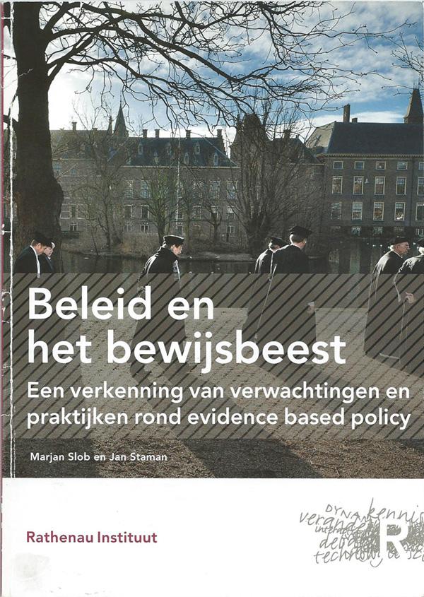 Beleid en het bewijsbeest